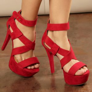 Plataforma tacón alto | Calzado Espia | Fabricante de Zapatos y Bolsos para Mujer | Tienda Virtual | Colombia
