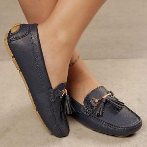 Mocasin en cuero Mujer | Calzado Espia | Fabricante de Zapatos y Bolsos para Mujer | Tienda Virtual | Colombia