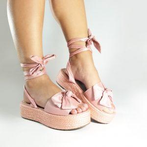 Zapatos Plataforma mujer CC82 en colores azul y rosado.Zapatos Mujer. Calzado Espia, Fabricante de zapatos para Dama. Tienda virtual Colombia