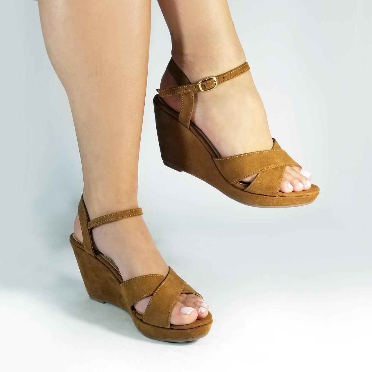 Y S759 Zapatos En Negro Mujer Miel Plataforma Colores OZuPkXlwiT