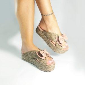 Plataforma zuecos CC91 en colores negro, azul y rosado.Zapatos Mujer. Calzado Espia, Fabricante de zapatos para Dama. Tienda virtual Colombia