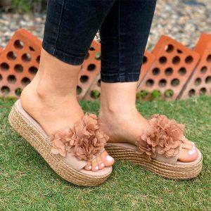 Zapatos zuecos plataforma plana. Zapatos Mujer. Calzado Espia, Fabricante de zapatos para Mujer. Tienda virtual Colombia