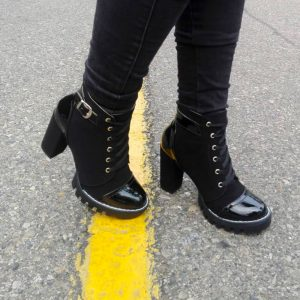 Zapatos botas mujer en colores negro. Zapatos Mujer. Calzado Espia, Fabricante de zapatos para Mujer. Tienda virtual Colombia