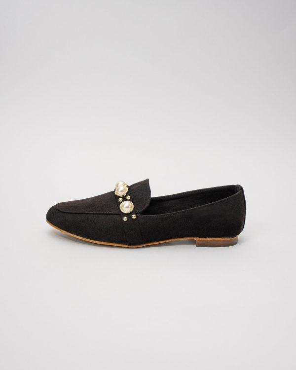 Baletas dama IS1763 en color negro