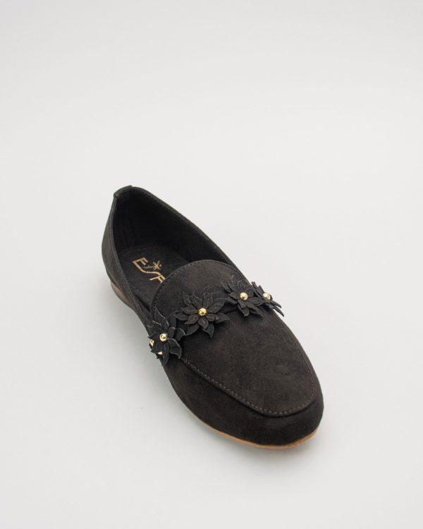 Baleta dama IS1802 en color negro