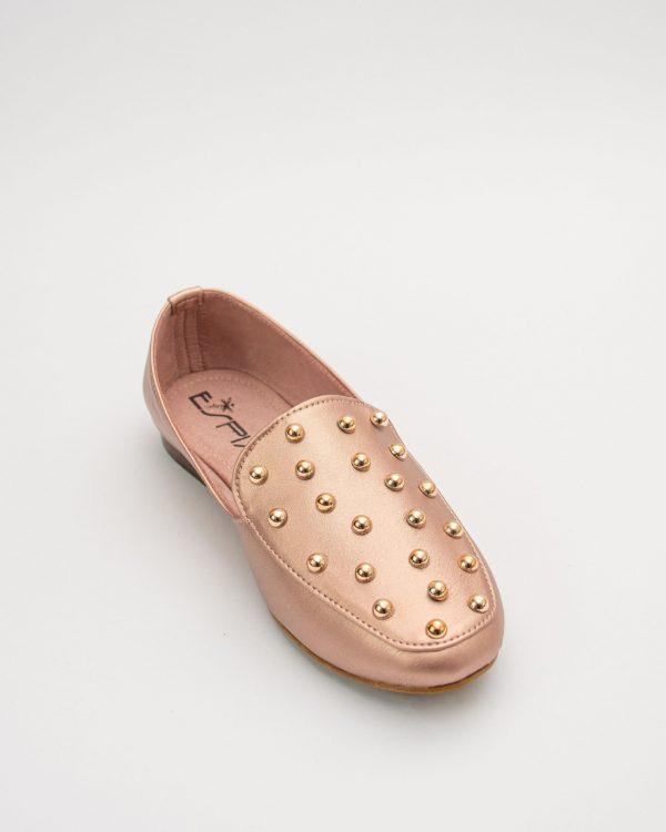 Baleta dama IS1553 en color champang