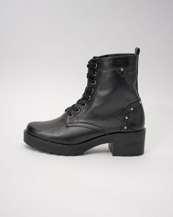 Botas dama CD090 en color negro