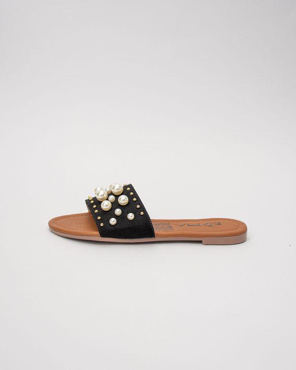 Sandalia dama CT468 en color negro