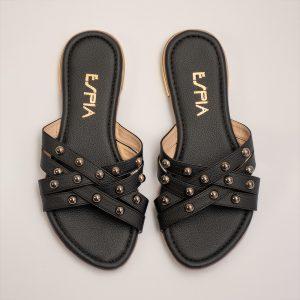 Sandalia sama V4029 en color negro